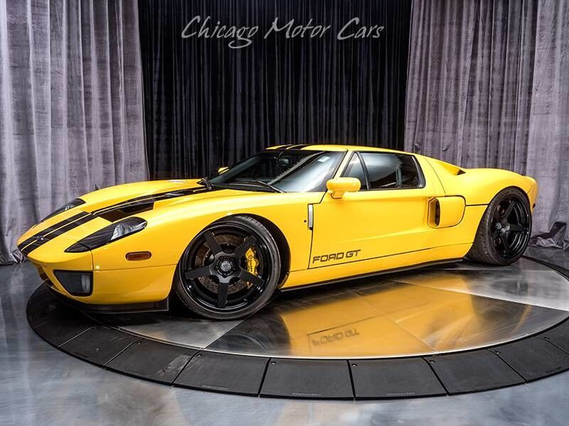2006_Ford_GT_GT40 Heffner Twin Turbo_ Chicago IL