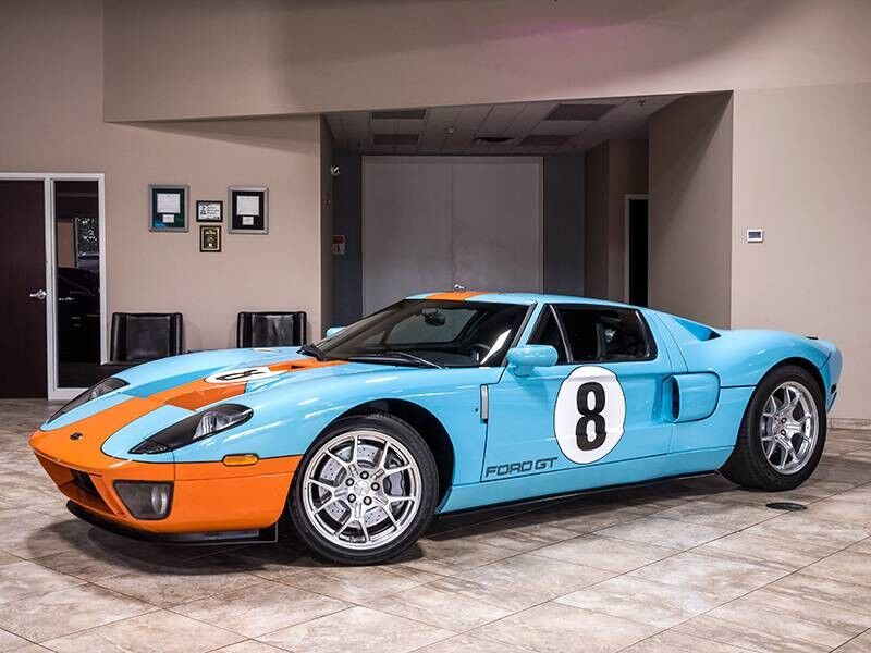2006_Ford_GT Heritage_2d Coupe_ Chicago IL