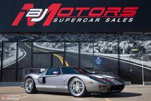 2006 Ford GT Tungsten 4-Option Car with Low Miles