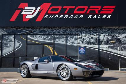 2006 Ford GT Tungsten 4-Option Car with Low Miles Tomball TX