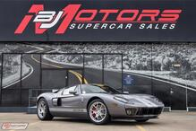 2006 Ford GT Tungsten with Silver Stripes