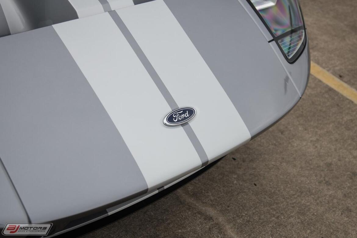 2006 Ford GT Tungsten with Silver Stripes Tomball TX