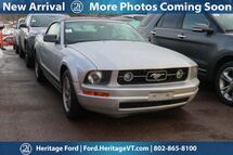 2006 Ford Mustang Deluxe South Burlington VT