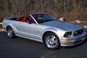 2006 Ford Mustang GT Premium Convertible 5-Speed