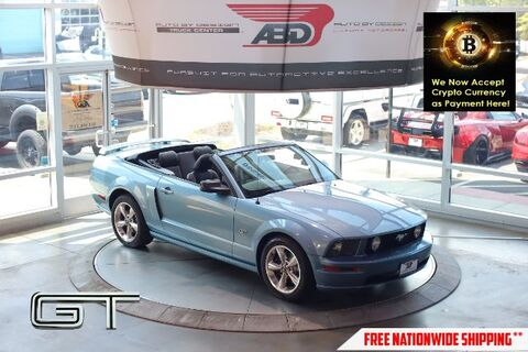2006_Ford_Mustang_GT Premium Convertible_ Chantilly VA