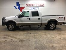 2006_Ford_Super Duty F-250_2006 Lariat FX4 4WD 6.0L Diesel Leather Heated Seats_ Mansfield TX