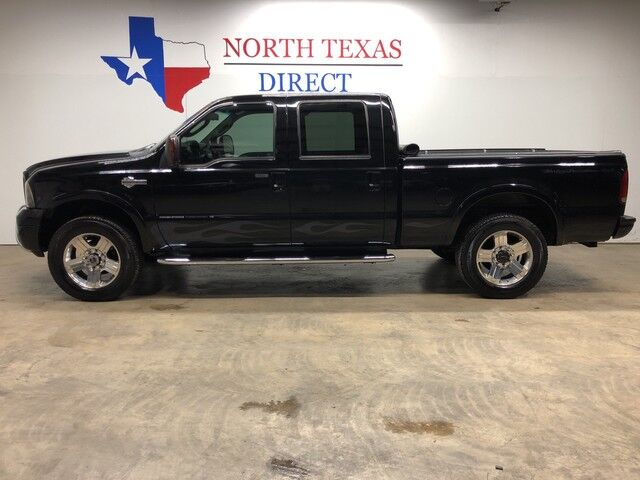2006 Ford Super Duty F-250 Harley-Davidson 4x4 Diesel ARP Head Studs Bullet Proof Mansfield TX