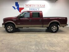 Ford Super Duty F-250 Lariat 4X4 6.0 Diesel Heated Leather Seats Crew Tow 2006