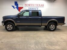 Ford Super Duty F-250 Lariat 4X4 6.0 Diesel Leather Crew Tow Running Boards 2006