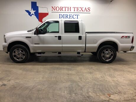 2006 Ford Super Duty F-250 Lariat FX-4 4x4 Powerstroke Diesel Leather Crew Cab Mansfield TX