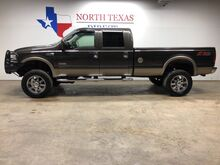 2006_Ford_Super Duty F-250_Lariat FX4 4x4 Diesel Lifted Chrome Leather Ranch Hand_ Mansfield TX