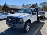 2006 Ford Super Duty F-250 XL Flat Bed