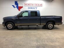 2006_Ford_Super Duty F-250_XLT 6.0 Diesel Low Miles Crew Short Bed Parking Sensors_ Mansfield TX