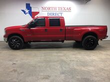 2006_Ford_Super Duty F-350 DRW_XLT 4x4 Dually 6.0 Diesel Rare 6 Speed Manual Crew Cab_ Mansfield TX