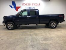 2006_Ford_Super Duty F-350 SRW_Lariat FX4 4x4 Powerstroke Diesel Alloy Wheels Heated Leather_ Mansfield TX