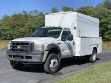 2006_Ford_Super Duty F-550 DRW_XL_ Crozier VA
