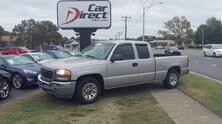 GMC SIERRA 1500 EXTENDED CAB, CARFAX CERTIFIED, PREMIUM SOUND, BEDLINER, ONLY 87K MILES ON THIS TRUCK! 2006