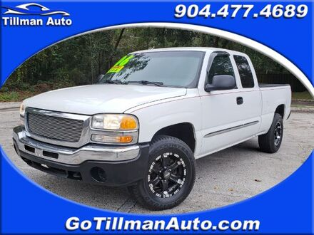 2006_GMC_Sierra 1500_SLE1 4WD_ Jacksonville FL