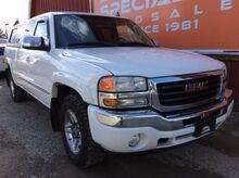 2006_GMC_Sierra 1500_SLE1 Ext. Cab Short Bed 4WD_ Spokane WA