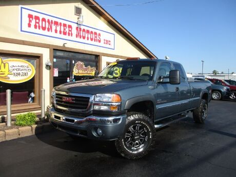 2006 GMC Sierra 2500HD SLE2 Ext. Cab Long Bed 4WD Middletown OH