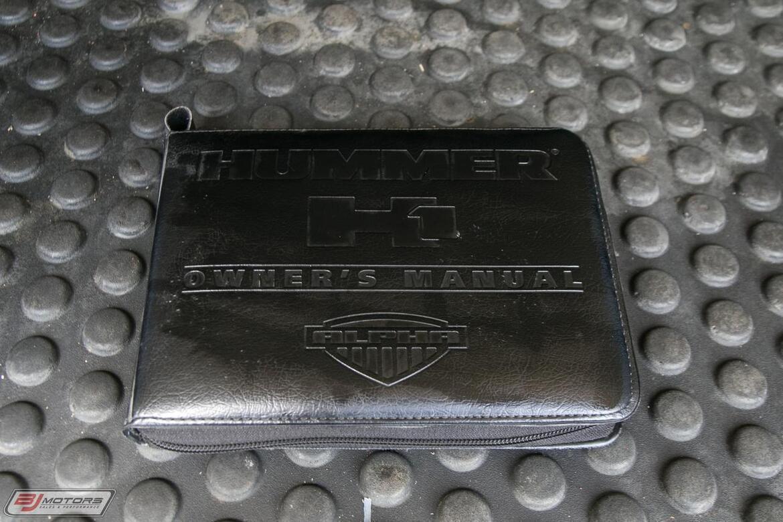 2006 HUMMER ALPHA H1  Tomball TX