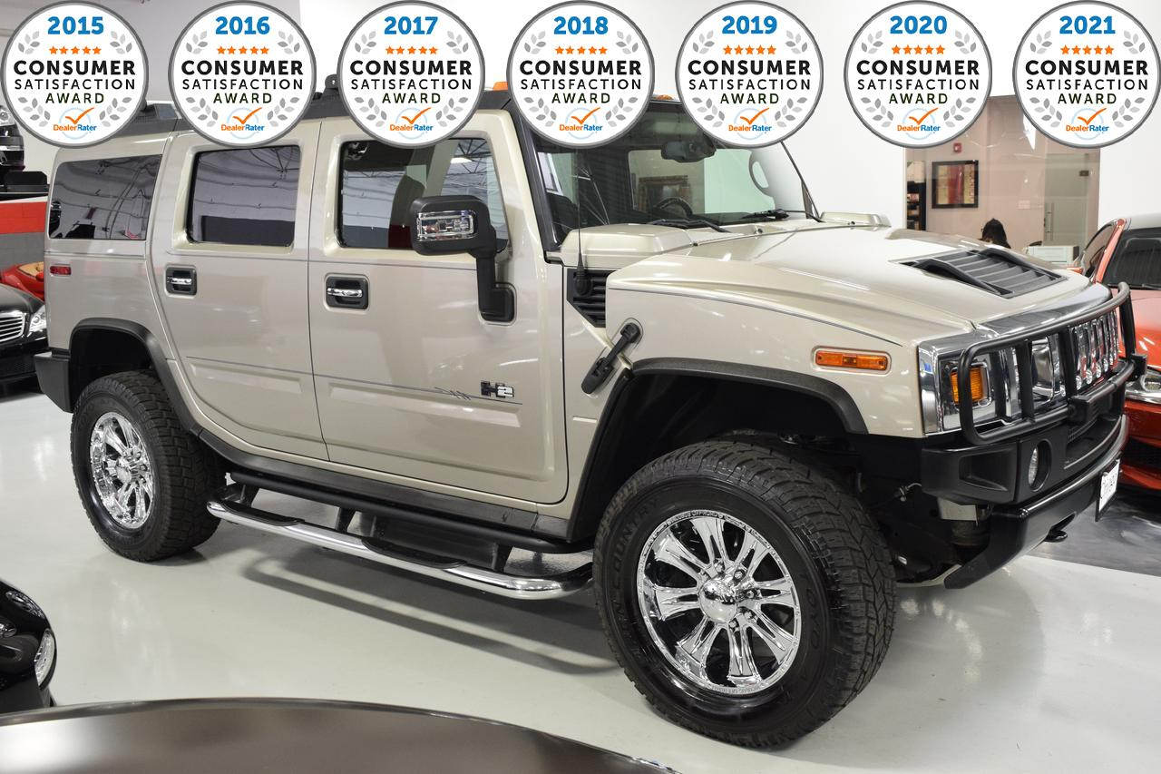 2006 HUMMER H2  Glendale Heights IL