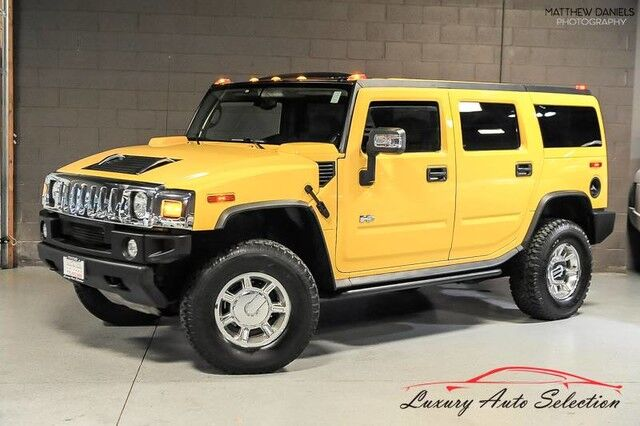 2006 HUMMER H2 4x4 4dr SUV Chicago IL 20745852