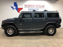 2006_HUMMER_H2 4x4 Luxury Pkg Chrome Wheels Leather 3rd Seat sunroof__ Mansfield TX