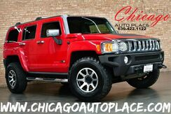 2006_HUMMER_H3_- 3.5L 5-CYL ENGINE 4 WHEEL DRIVE 2-TONE BLACK/GRAY CLOTH INTERIOR SUNROOF PREMIUM MB ALLOY WHEELS CHROME EXTERIOR ACCENTS + TRIM_ Bensenville IL