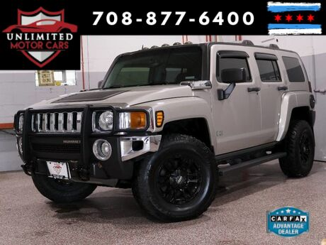 2006 HUMMER H3 AWD Bridgeview IL