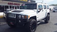 HUMMER H3 LUXURY 4X4, CARFAX CERTIFIED, LEATHER, SATELLITE, SUNROOF,  TOW PKG, PREMIUM WHEELS, LOW MILES! 2006