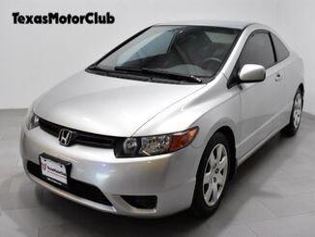 2006_Honda_Civic Cpe_LX_ Arlington TX