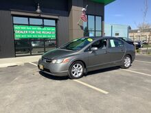 2006_Honda_Civic_LX Sedan_ Spokane Valley WA