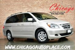 2006_Honda_Odyssey_EX-L - V6 LEATHER HEATED SEATS REAR TV 3RD ROW_ Bensenville IL