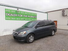 2006_Honda_Odyssey_EX-L w/ DVD and Navigation_ Spokane Valley WA