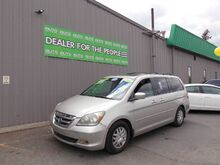 2006_Honda_Odyssey_Touring w/DVD_ Spokane Valley WA