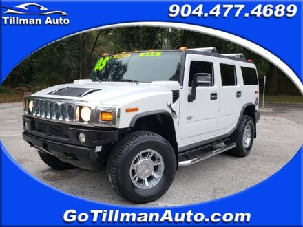 2006_Hummer_H2_SUV_ Jacksonville FL