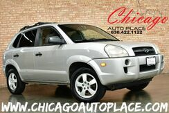 2006_Hyundai_Tucson_GL - 2.0L I4 ENGINE FRONT WHEEL DRIVE GRAY CLOTH INTERIOR CLIMATE CONTROL PREMIUM ALLOY WHEELS ROOF RACK_ Bensenville IL