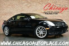 2006_INFINITI_G35 Coupe_6 SPEED MANUAL_ Bensenville IL
