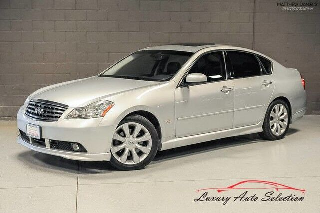 2006_INFINITI_M45 Sport_4dr Sedan_ Chicago IL