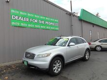 2006_Infiniti_FX_FX35 AWD_ Spokane Valley WA