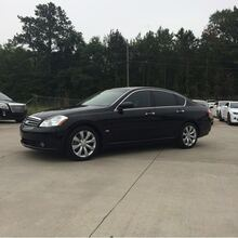 2006_Infiniti_M_35 Luxury_ Hattiesburg MS