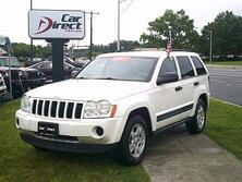JEEP GRAND CHEROKEE LAREDO, AUTOCHECK CERTIFIED, ROOF RACKS, CD, COLD AIR CONDITIONING, NICE SUV! 2006