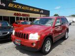 2006 JEEP GRAND CHEROKEE LAREDO,CERTIFIED W/ WARRANTY, ONLY 75K MILES, LEATHER, A/C, AUX PORT, HEATED MIRRORS, CD PLAYER!!