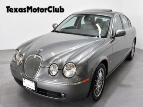2006_Jaguar_S-TYPE_4dr Sdn 4.2_ Arlington TX