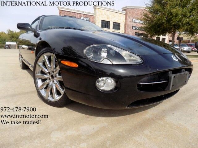 2006 Jaguar XK8 Convertible Carrollton TX
