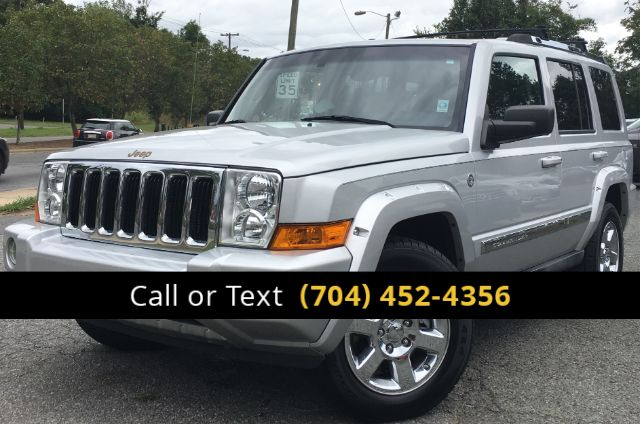 2006 Jeep Commander Limited 4WD Charlotte and Monroe NC