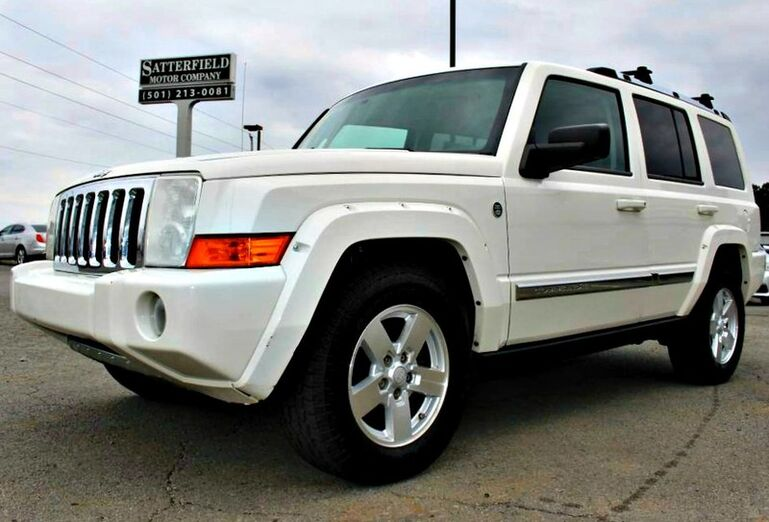 2006 Jeep Commander Limited Bryant AR