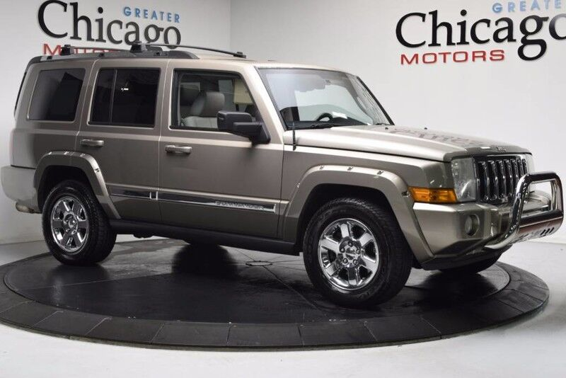 2006_Jeep_Commander_Limited_ Chicago IL