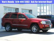 2006 Jeep Grand Cherokee Limited Green Bay WI